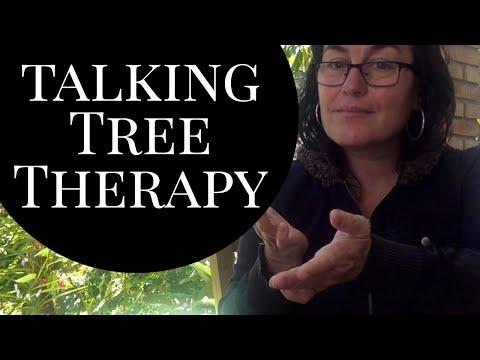 Need love? Talk to a tree!