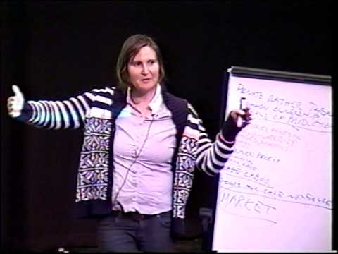 Socially Engaged Permaculture - Lisa Depiano
