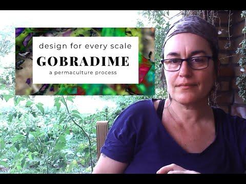 GOBRADIME Permaculture Design Process, explained