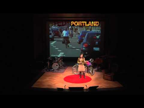 TEDxPortland 2011 - Mia Birk - Pedaling Towards a Healthier Planet