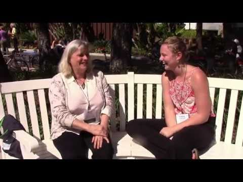 Permaculture Voices 2015 - Interview with Maddy Harland (Editor of Permaculture Magazine)
