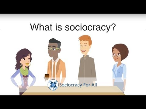 What is sociocracy?