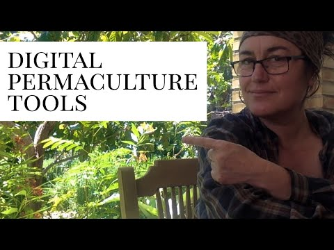 Digital tools for permaculture: an evolving resource base