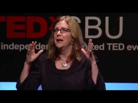 Eco-Grief and Ecofeminism | Heidi Hutner | TEDxSBU