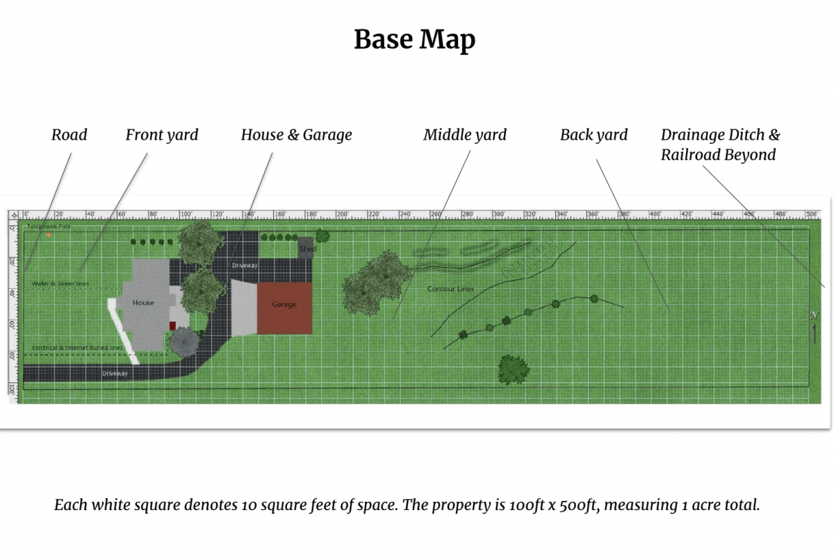 Jennifer Sattler base map