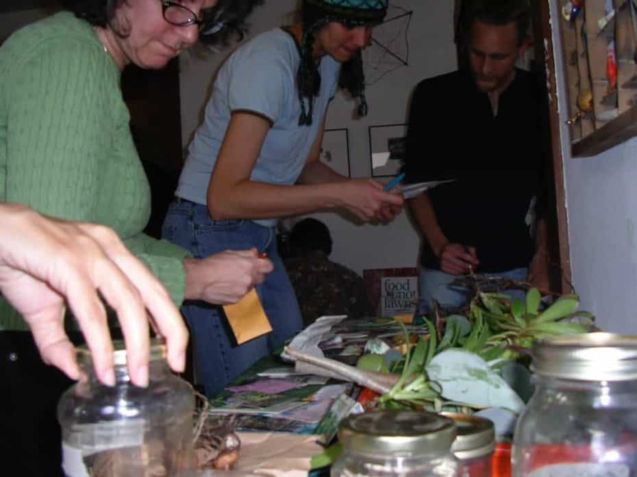 seed swap in claremont california food not lawns