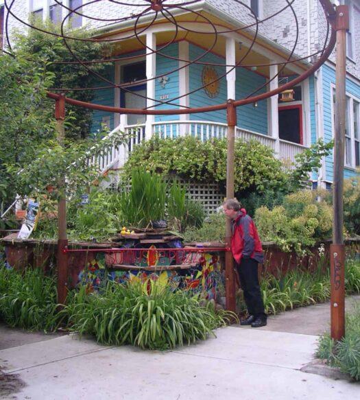city repair abundant urban garden with toby hemenway
