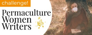 permaculture women writing challenge