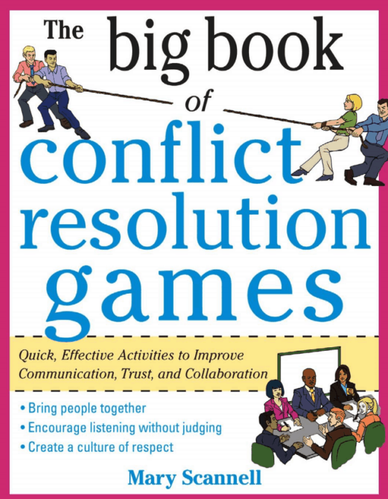 big book of conflict resolution