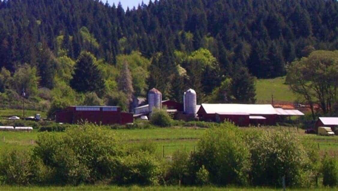 Wintergreen biodynamic farm Oregon